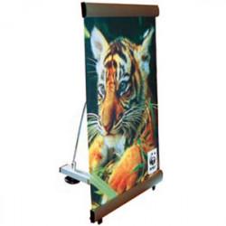 Bannerhalter Tiger